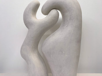 Katarina Wells - Paired 15 - Sculpture