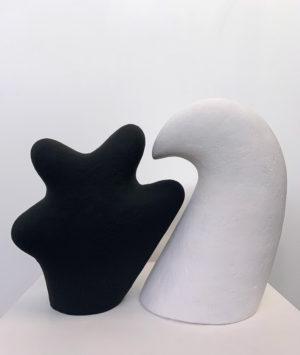Katarina Wells - Paired 16 - Sculpture
