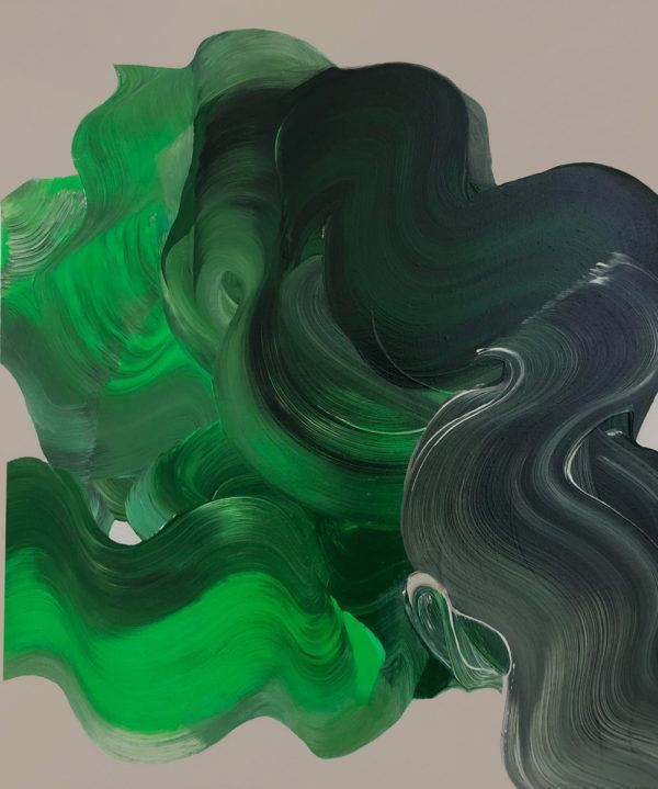 Barba Kitallides - Chroma - Painting