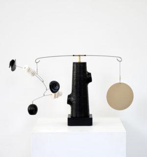 Odette Ireland - Counterbalance No. 28 - Sculpture