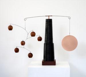 Odette Ireland - Counterbalance Series 2 No. 1 - Sculpture