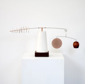 Odette Ireland - Counterbalance Series 2 No. 3 - Sculpture