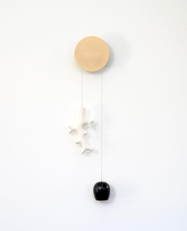 Odette Ireland - Wall Drop No.2 - Sculpture