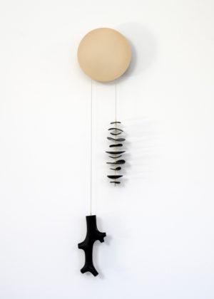 Odette Ireland - Wall Drop No.3 - Sculpture
