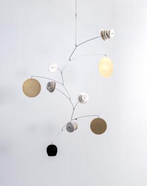 Odette Ireland - Multi Mobile No. 7 - Sculpture