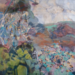The Gorge At Dawn - Amy Wright - Landscape Painting