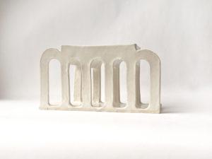 Natalie Rosin - Paddington No 1 - Ceramic Sculpture
