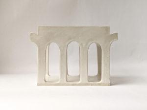 Natalie Rosin - Paddington No 2 - Ceramic Sculpture