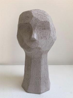Rafael - Kristiina Engelin - Ceramic Sculpture