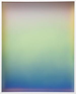 Teal Sky - Daniel O'Toole - Painting