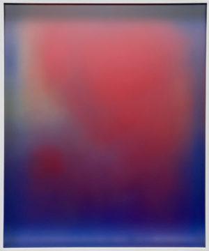 Blue Rust - Daniel O'Toole - Painting